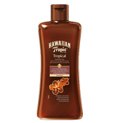 hawaiian tropical lotion