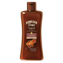 Hawaiian tropic sun lotion